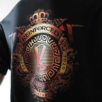 Reinforced 30th Anniversary Tee (Black)