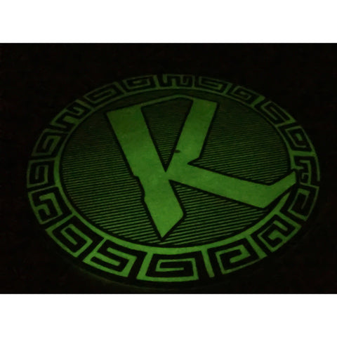 "Reinforced Classic GLOW IN THE DARK 12"" Slipmats (Pair)"