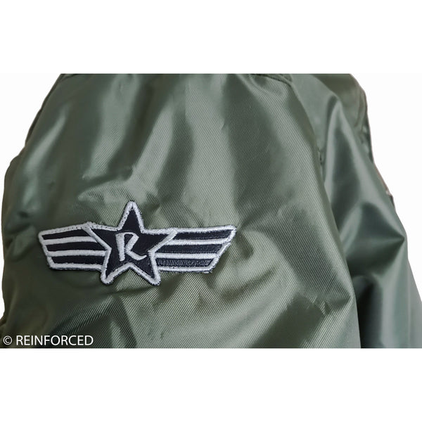 Reinforced Wings MA2 Flight Jacket (Limited Edition)