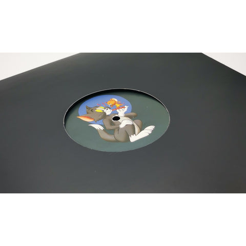 "Tom And Jerry (shell 015) Limited Edition 12"" Vinyl"
