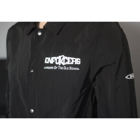 Reinforced Enforcers Coach Jacket