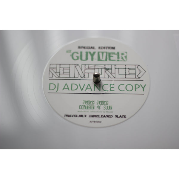 "The GUYVER - Never/Control My Soul - Limited Edition 12"" Vinyl"