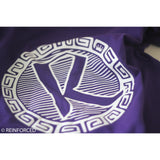 Reinforced Classic Crown T-Shirt (Ultra Violet)