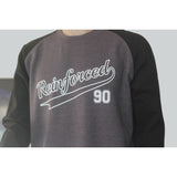 Reinforced BB Sweatshirt (Charcoal/Jet Black)