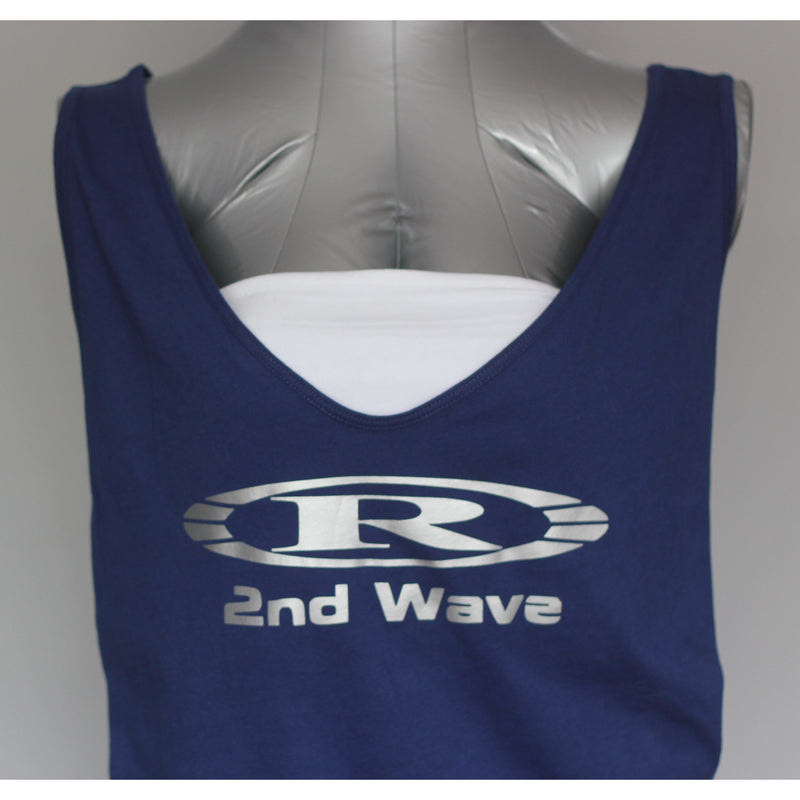 Women's Slouch 2nd Wave Vest Top