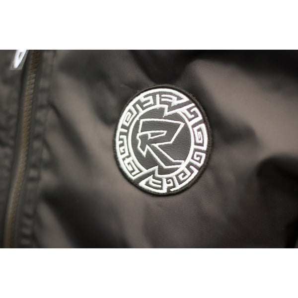 Reinforced MA1 Bomber Jacket - (patch embroidery)