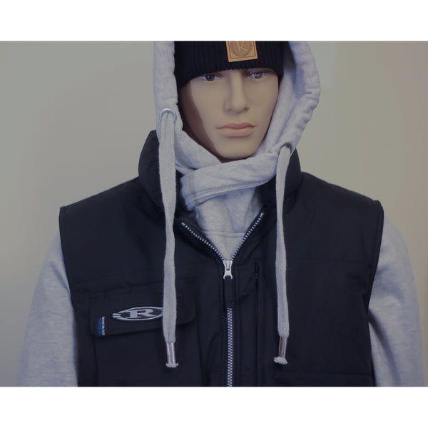 Reinforced Quilted Body warmer