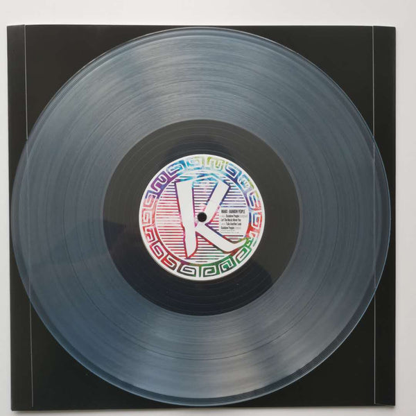 MANIX - Rainbow People (CLEAR Vinyl) - PRE ORDER