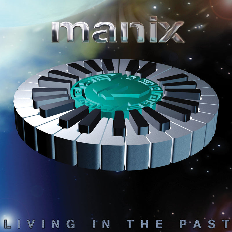 Manix ‎– Living In The Past (CD Album) / Compact Disc