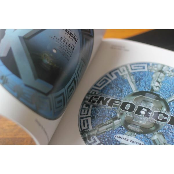 The Cover Art Of Reinforced Records (book)