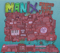 Manix - Stupid Dope Years (LE 2xCD Pack)