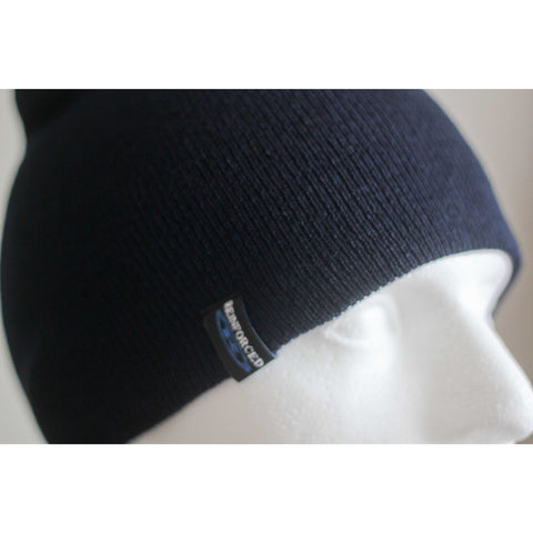 Reinforced Low Key Beanie (Navy)