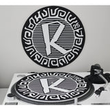 "Reinforced Circuit 12"" Slipmats (Pair)"