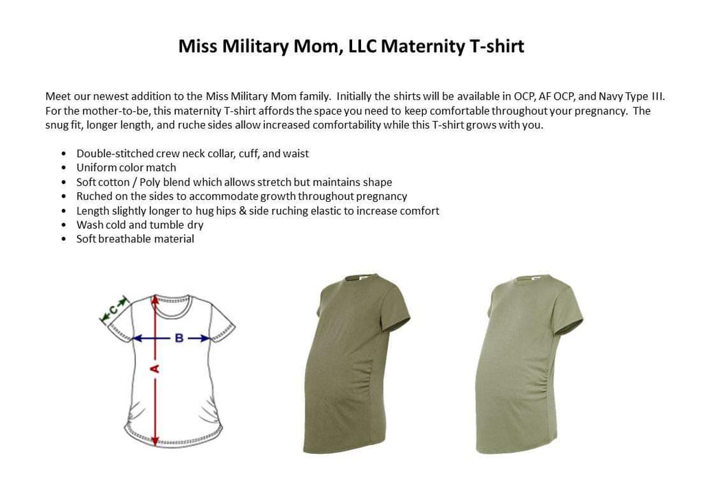 New!!!  Maternity Shirts Now Available