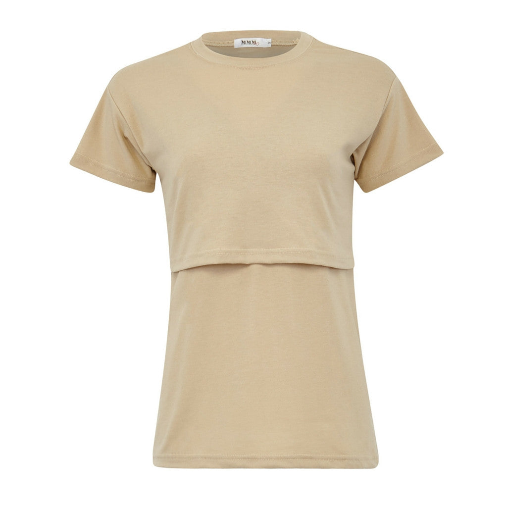 Cotton Nursing T Shirt