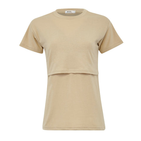 Breastfeeding Airman Battle Uniform (ABU) and Army Combat Uniform (ACU) T-Shirt