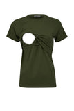 Breastfeeding Marine Corps Combat Utility Uniform T-Shirt