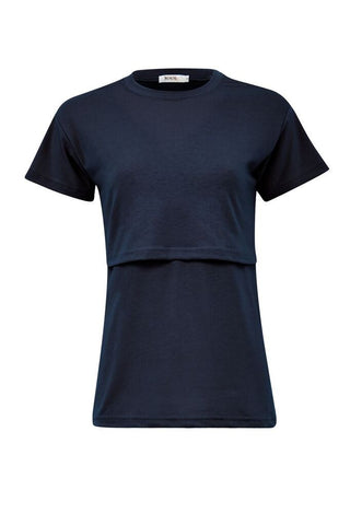 Breastfeeding Navy Working Uniform (NWU) T-Shirt
