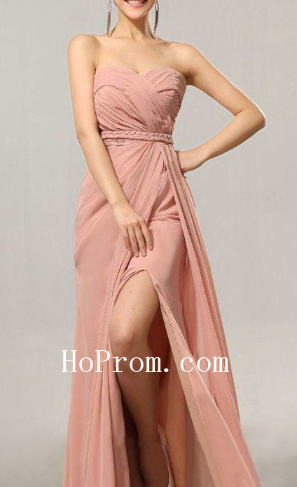 Floor Length Prom Dresses,Strapless Simple Prom Dress,Evening Dress