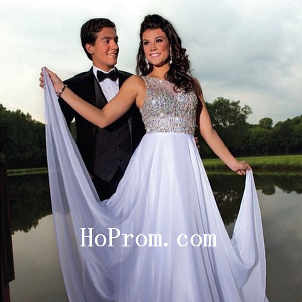Elegant Prom Dresses,Chiffon Prom Dress,Long Evening Dress