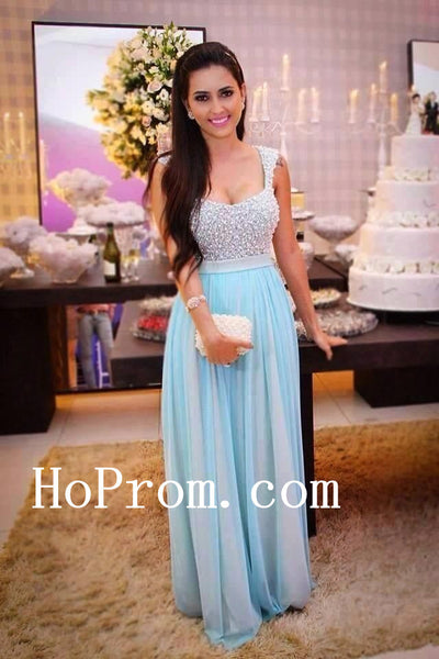 Lovely Sparkle Prom Dresses,Chiffon Prom Dress,Evening Dress