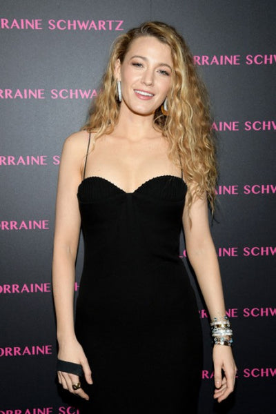Black Blake Lively Velvet Spaghetti Straps Dress Party Prom Celebrity Formal evening Dress For Sale Online