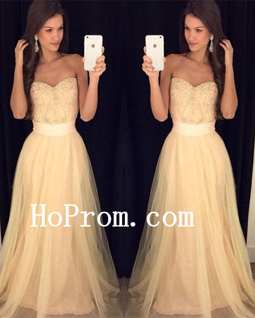 Sweetheart Prom Dresses,A-Line Prom Dress,Chiffon Evening Dress