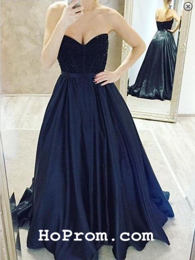 Sweetheart Prom Dresses Strapless Prom Dress Strapless Evening Dresses