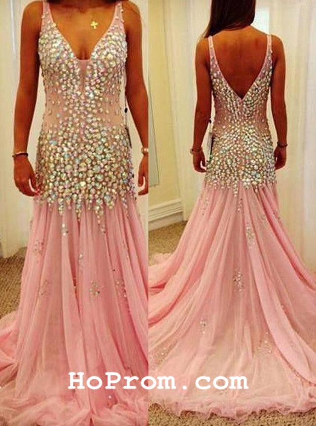 Long Beads Prom Dresses Prom Dress Beads Evening Dress