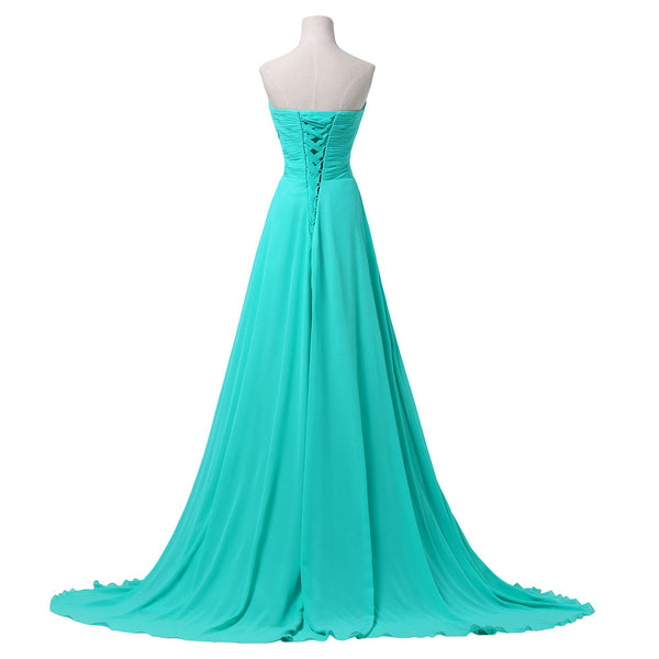 Floor Length Prom Dresses,A-Line Prom Dress,Evening Dress
