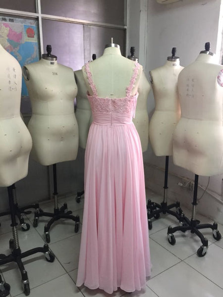 Pink Lace Prom Dresses Pink Prom Dress Evening Dress