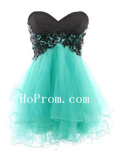 Sweetheart Short Prom Dresses,Mint Green Prom Dress,Evening Dress