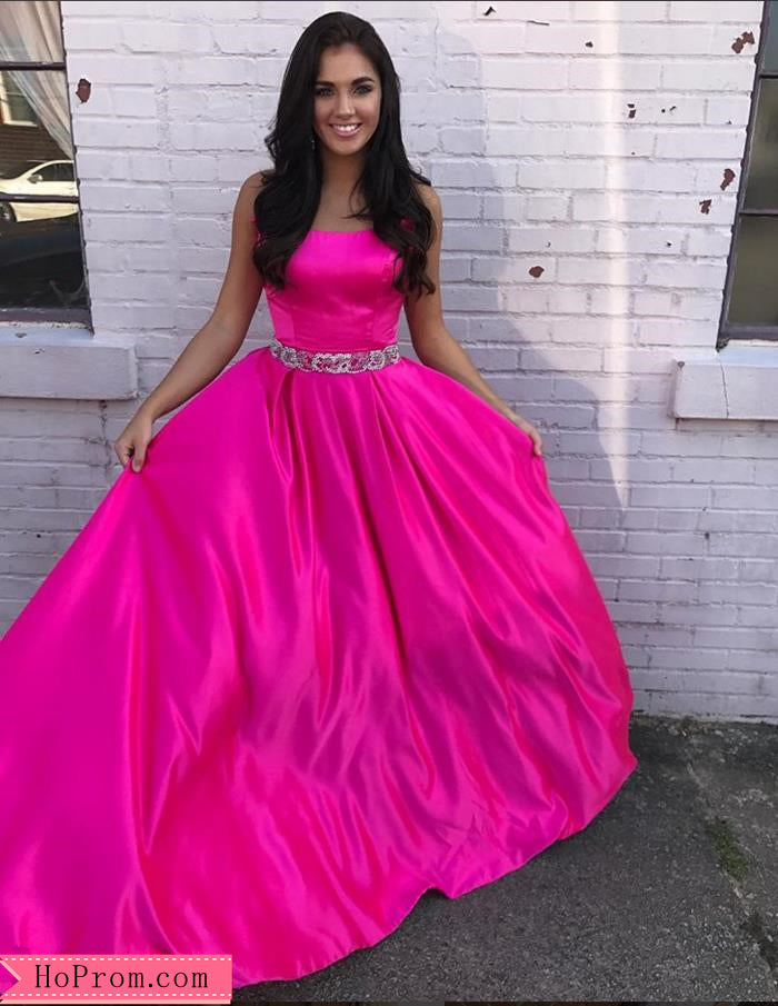 Strapless Long Formal Gown Prom Dresses Pageant Dresses Elegant ...