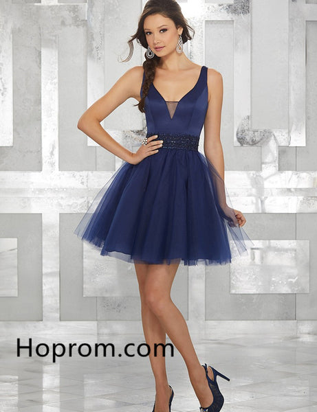 A-Line Homecoming Dresses Sweetheart Beaded Sequins Graduation Party Gowns