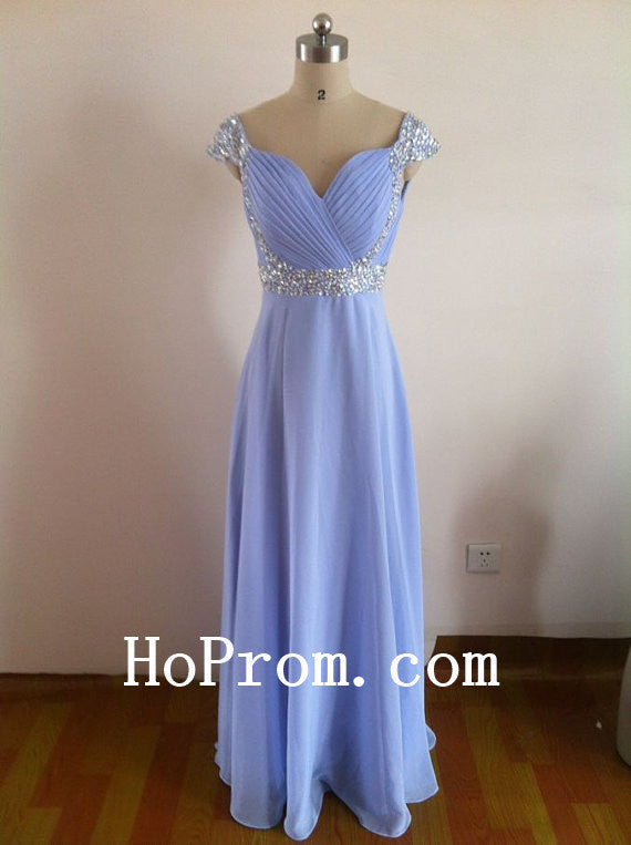 Straps Purple Prom Dress,Bakcless Prom Dresses,Evening Dress