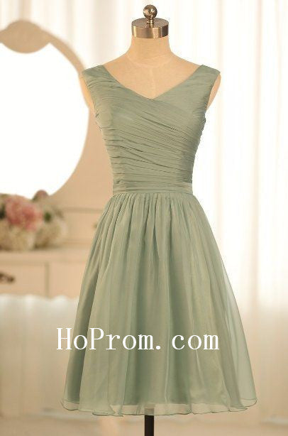 Short Green Prom Dresses,Straps Prom Dress,Evening Dresses