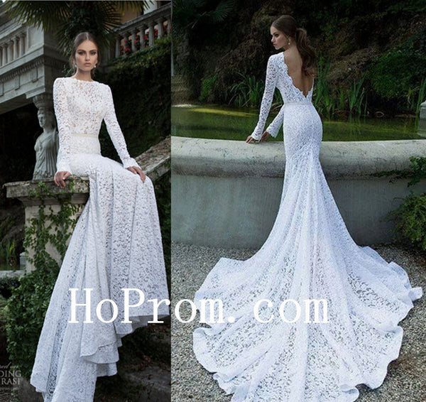 Floor Length Prom Dresses,Lace Prom Dress,White Evening Dresses