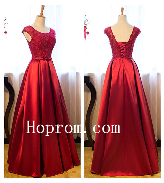 A-Line Bandage Prom Dresses,Sleeveless Prom Dress,Evening Dress