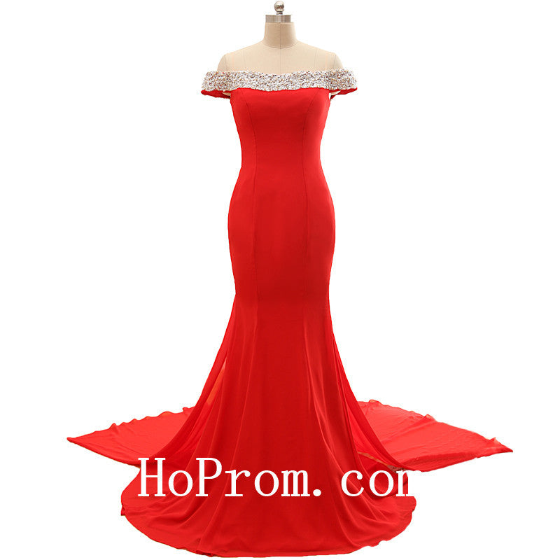 Floor Length Prom Dresses,Mermaid Prom Dress,Evening Dresses