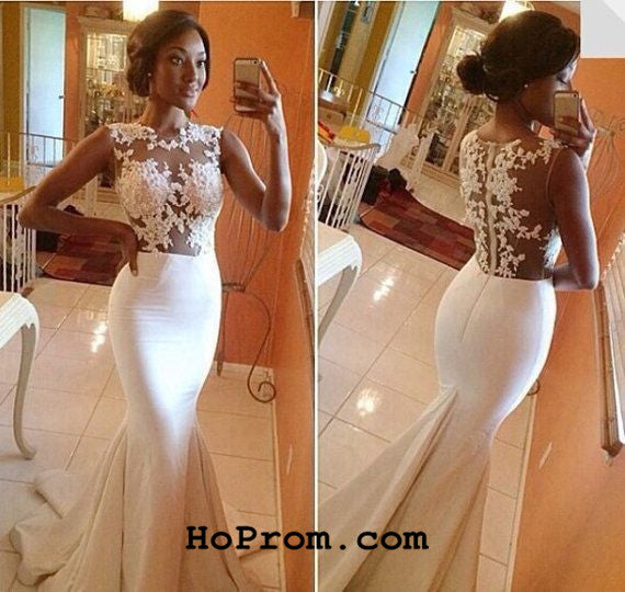 Elegant Mermaid Prom Dress Mermaid Lace Prom Dresses Mermaid Evening Dresses