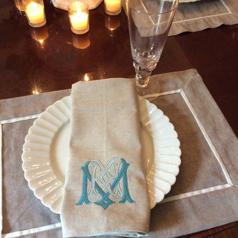 Lacefield  Linen Napkins