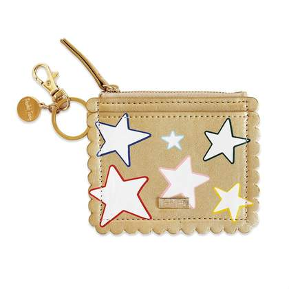Fun Money Card Holder Key Chain