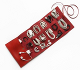 Leather Cord Organizer