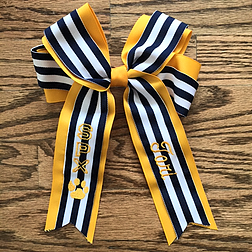 SPX Middle School Game Day Bow