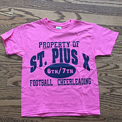 SPX Middle School Pink T-Shirt