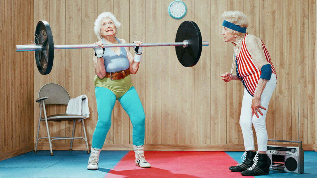 Health Study Finds Weight Training Reduces Risk Of Early Death By 46%!