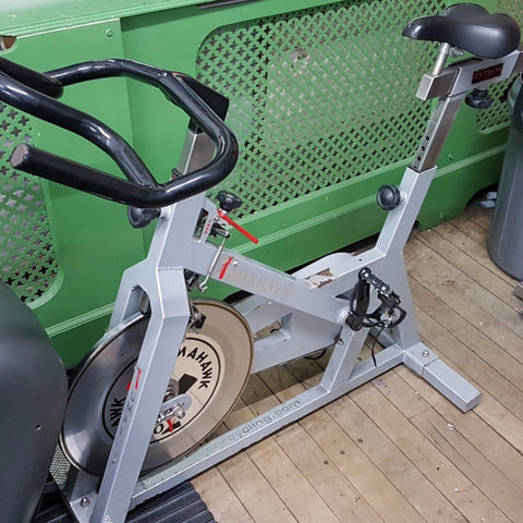buy 2 x Spinning Bikes (Used) for <span class=money>£0.00</span>