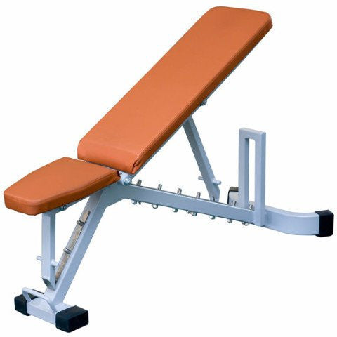 Adjustable Incline / Flat Exercise Bench