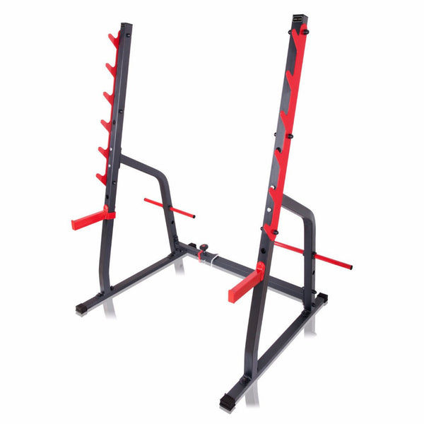Adjustable Squat Rack with Catchers