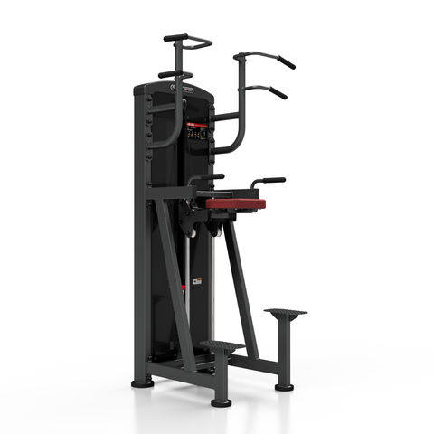 Assisted Pull Up / Dip Machine